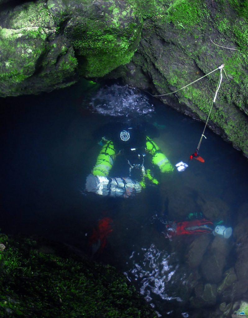 Kurs nurkowy Jaskiniowy Advanced Cave Side Mount