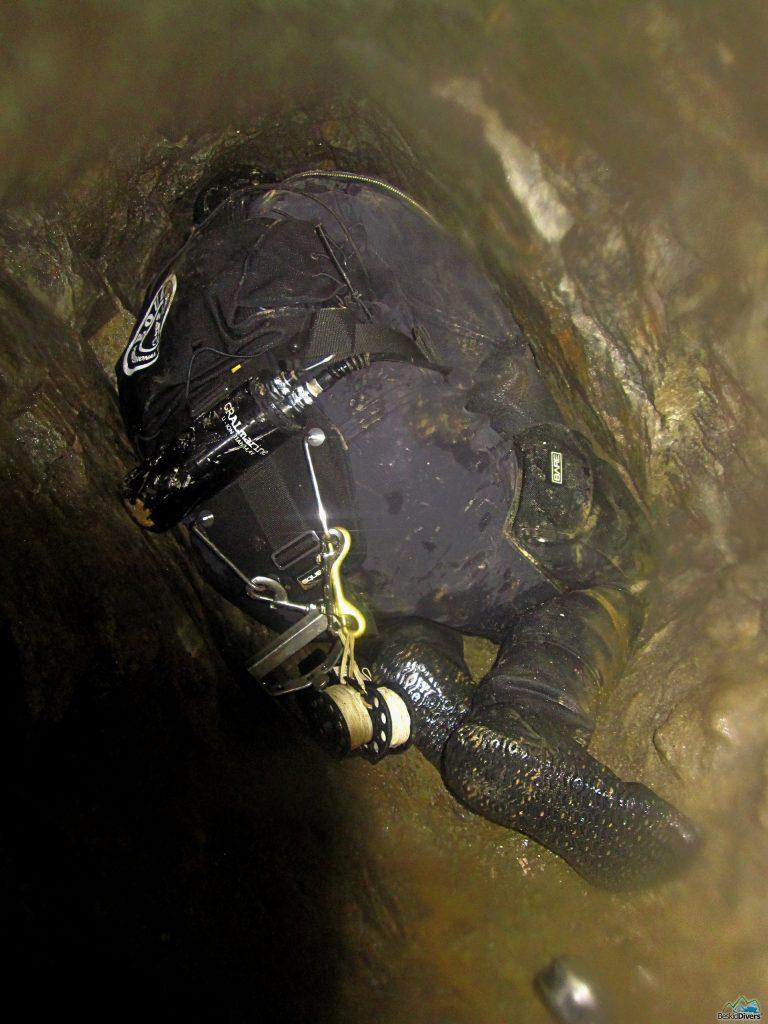 Kurs nurkowy Jaskiniowy Advanced Cave Sump