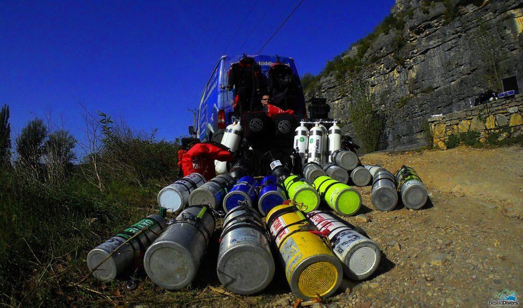 Kurs nurkowy Jaskiniowy Advanced Cave Survey