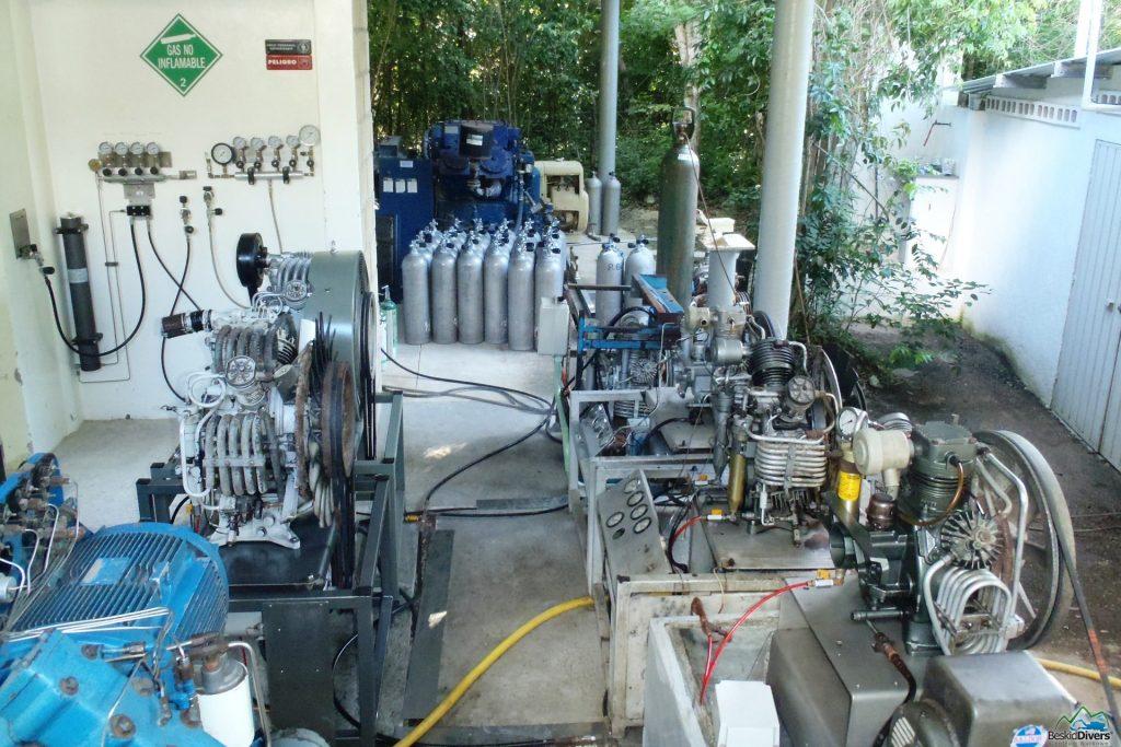 Kursy Instruktora Gas Blendera IANTD