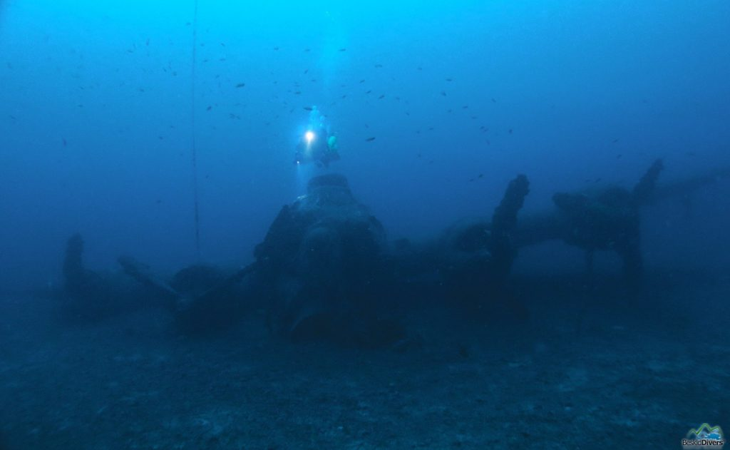 Kurs nurkowy Wrakowy Technical Wreck Diver
