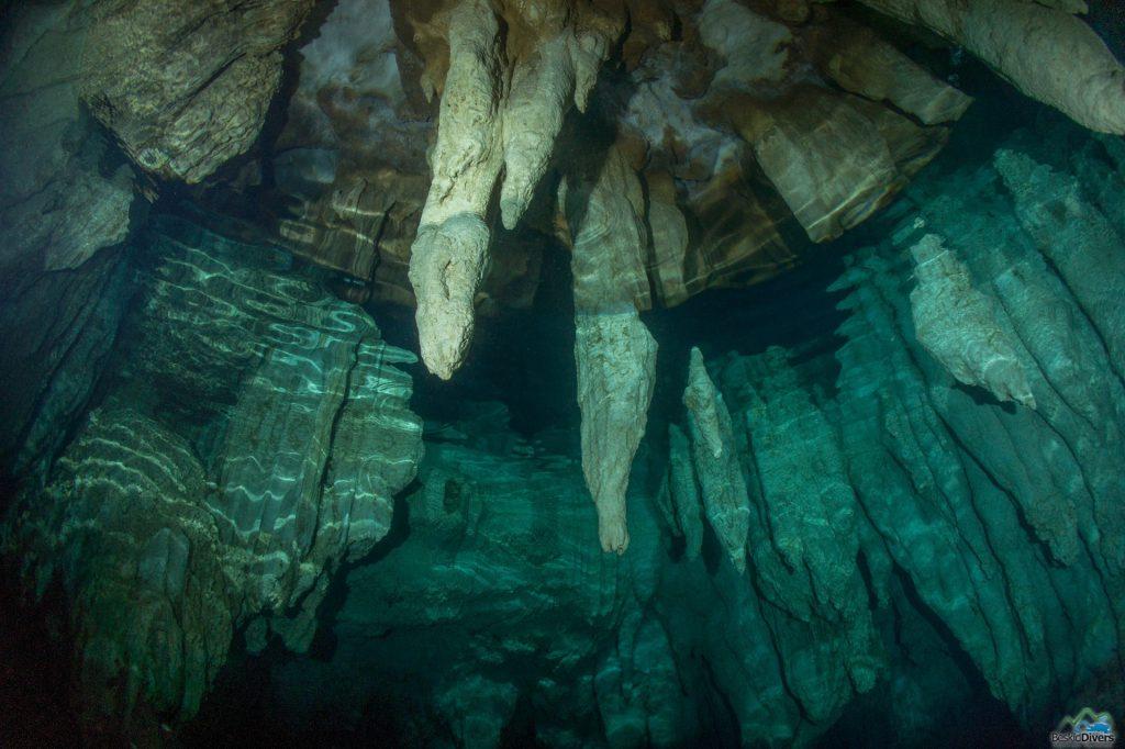 Kursy Instruktora Nurkowania Cave Jaskiniowego