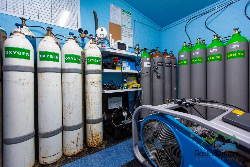 Kurs Gas Blender Trimix