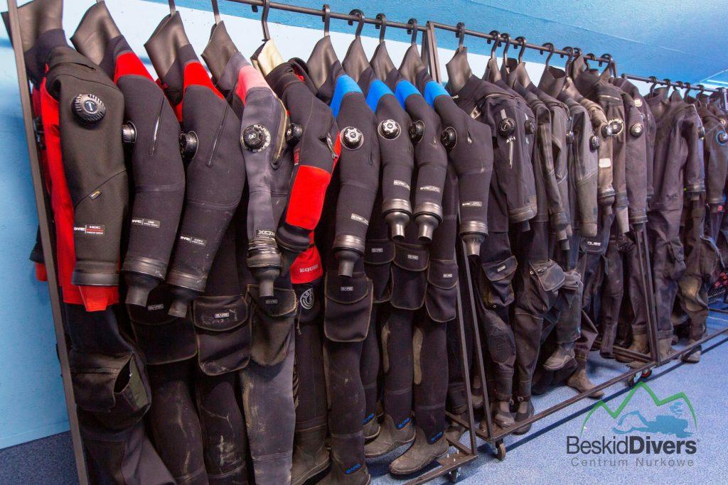 Kurs nurkowy dla Dzieci Komando Foki od8 lat
