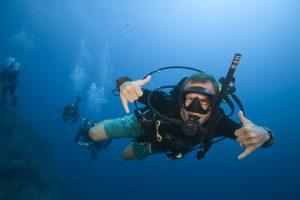 Kurs nurkowania dla Dzieci Mistrz Nurkowy