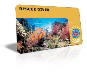Kurs nurkowy dla Dzieci nurek Ratownik Rescue
